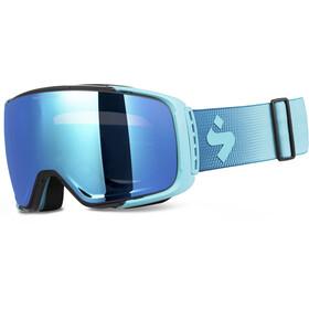 Sweet Protection Interstellar RIG Reflect BLI Goggles Men light aqua/aqua fade-RIG amethyst
